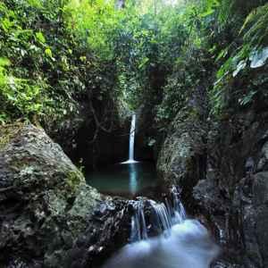Air Terjun Tibumati Karangasem Bali