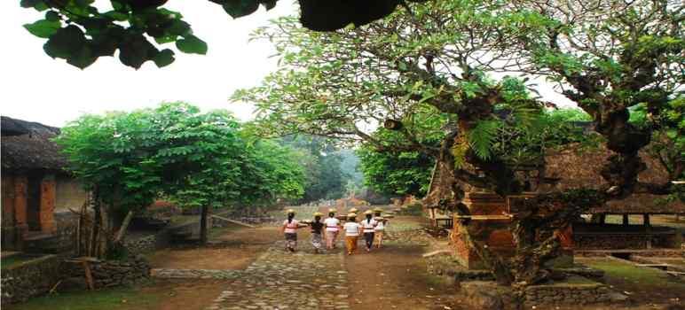 Desa Tenganan Pegringsingan Manggis Karangasem Bali