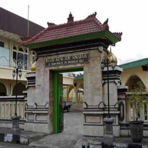 Mesjid Muslim Kecicang Karangasem Bali