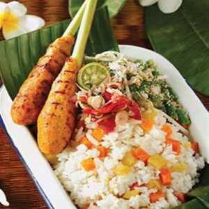 Nasi Sela Karangasem Bali