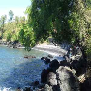 Pantai Tapak Lawang Karangasem bali