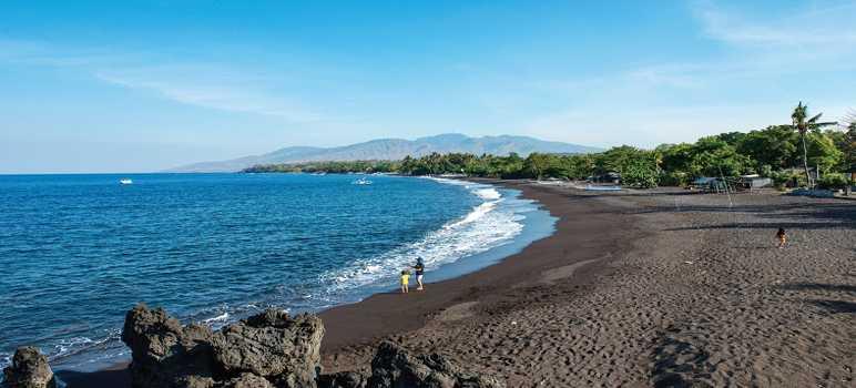 Pantai Tulamben Karangasem Bali