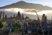 Pura Agung Besakih Karangasem Bali