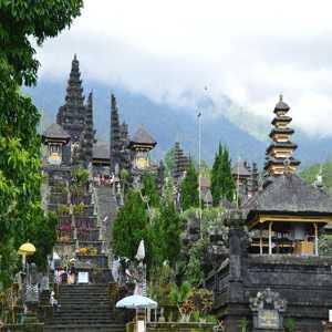 Sejarah Pura Agung Besakih Karangasem Bali