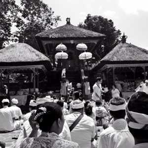 Pura Dalem Puri Karangasem Bali