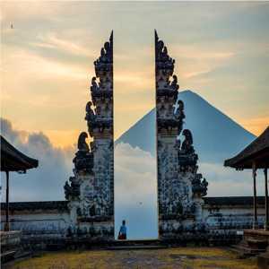 Pura Lempuyang Luhur Karangasem Bali