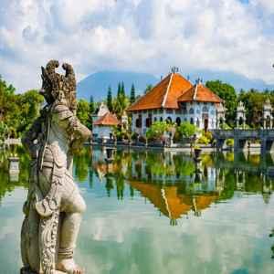 Puri Agung Karangasem Bali