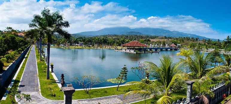 Ujung Water Palace Karangasem Bali