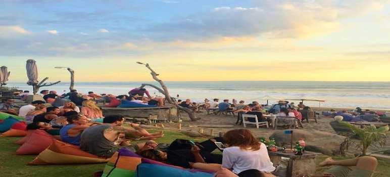 707 Beach Berm Bali