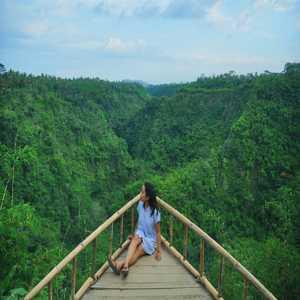 Antungan Tukad Melangit Bali