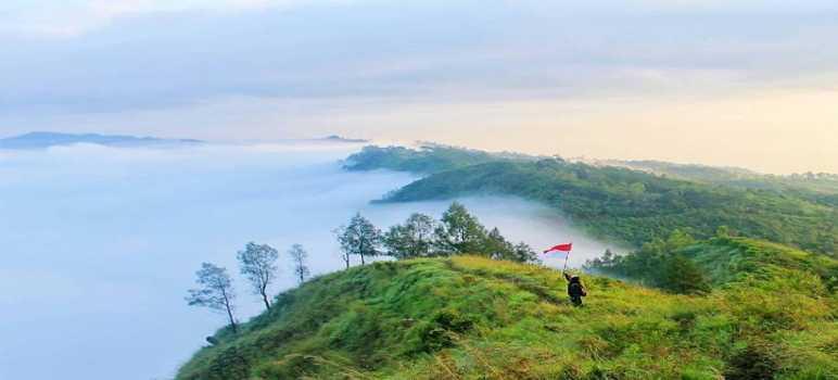 Bukit Abang Karangasem Bali