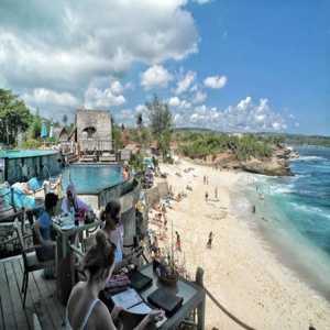 Dream Beach Hut Nusa Lembongan Bali