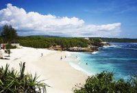 Dream Beach Nusa Lembongan Bali