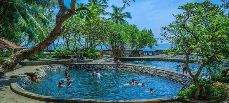 Pemandian Air Panas Sanih Buleleng Bali