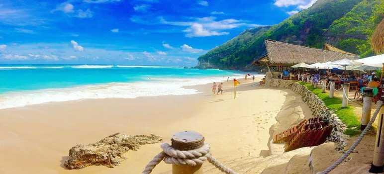 Sundays Beach Club Pecatu Bali