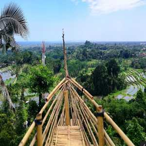 Twin Hill Bangli Bali