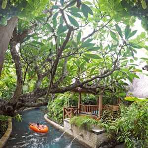 Wahana Lazy River Melow Rides Waterbom Bali
