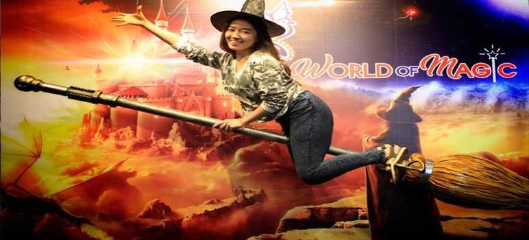 World Of Magic Bali
