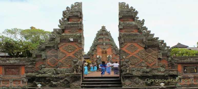 Pura Puseh Desa Batuan Bali