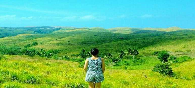 Bukit Teletubbies Nusa Penida Bali
