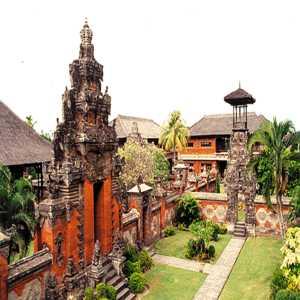 Museum Lukisan Sidik Jari di Denpasar Bali