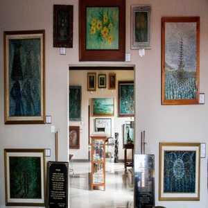 Museum Lukisan Sidik Jari di Denpasar Selatan Bali