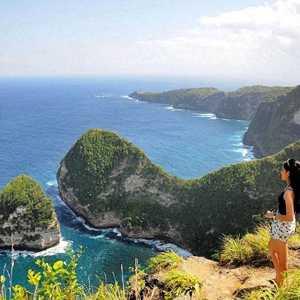 Hidden Spot Paluang Cliff Nusa Penida Bali