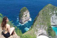 Paluang Cliff Nusa Penida Bali