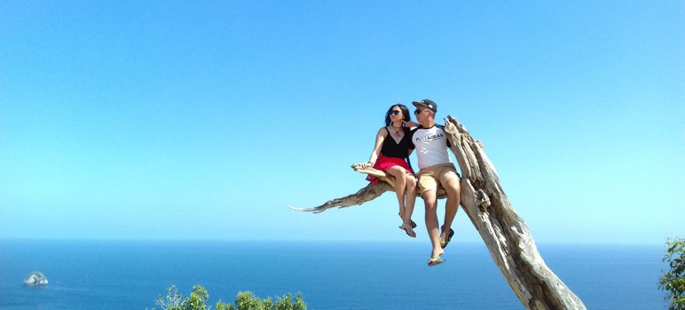Pohon Cinta Nusa Penida Bali