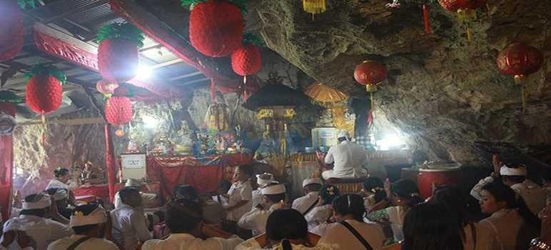 Sejarah Goa Giri Putri Nusa Penida Bali