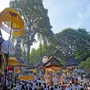 Pura Sakenan Denpasar Bali