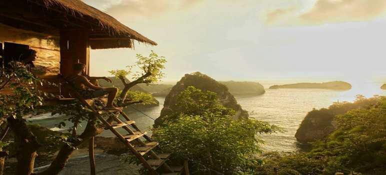 Rumah Batu Molenteng Nusa Penida Bali