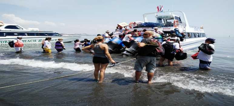 Tempat Pelabuhan Penyeberangan Dari Bali ke Nusa Penida