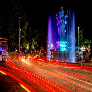 Tempat Wisata Malam di Denpasar Bali yang Ramai