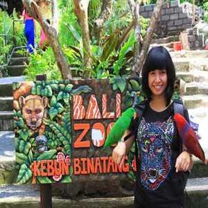 Ulasan Taman Kebun Binatang Bali Gianyar