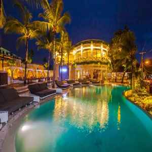 Cocoan Restaurant Bar Beach Club Bali
