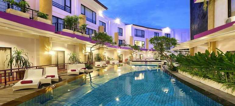 Daftar Hotel Murah di Kuta Bali di Bawah 100 Rb Dekat Pantai Kuta