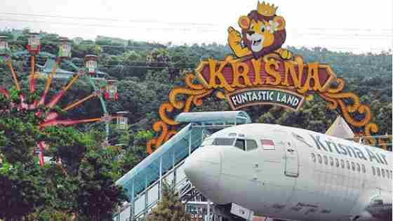 Krisna Funtastic Land Singaraja Buleleng Bali
