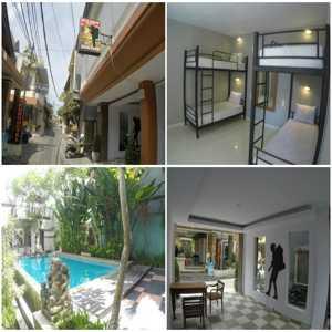 Kuta Beach Hostel Bali