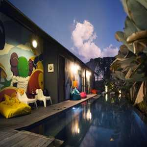 M Boutique Hostel Seminyak Bali