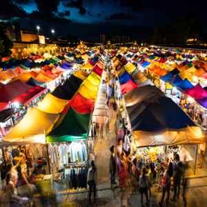 Pasar Kreneng Denpasar Bali