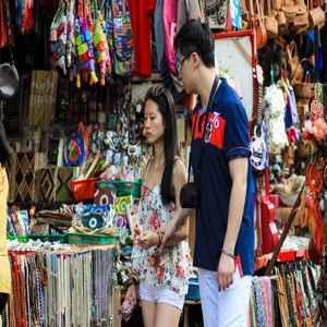 Pasar Seni Kumbasari Denpasar, Bali