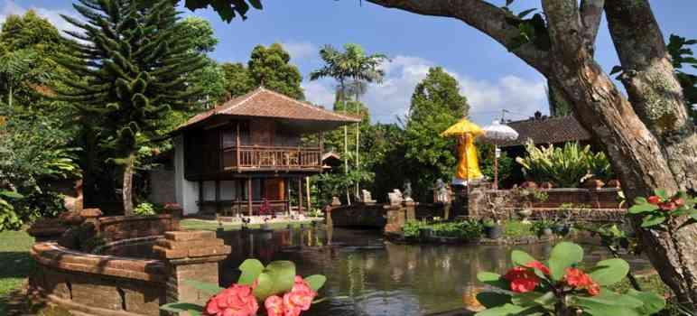 Puri Lumbung Cottages di Desa Munduk - Singaraja Bali
