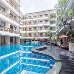 Sun Island Hotel & Spa Kuta Bali