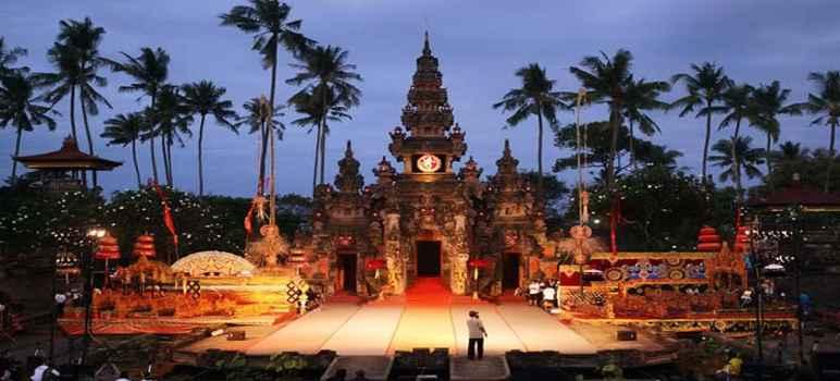 Pusat Seni Taman Werdhi Budaya Denpasar Bali
