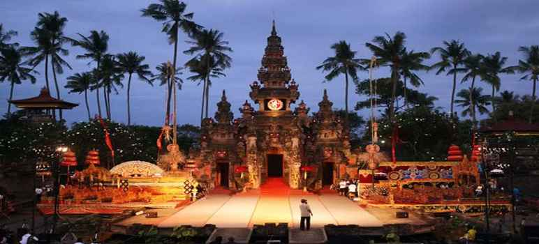 Taman Werdhi Budaya Art Centre Denpasar Bali