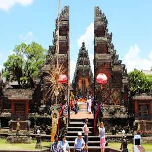 Pura Puseh Desa Batuan Gianyar Bali