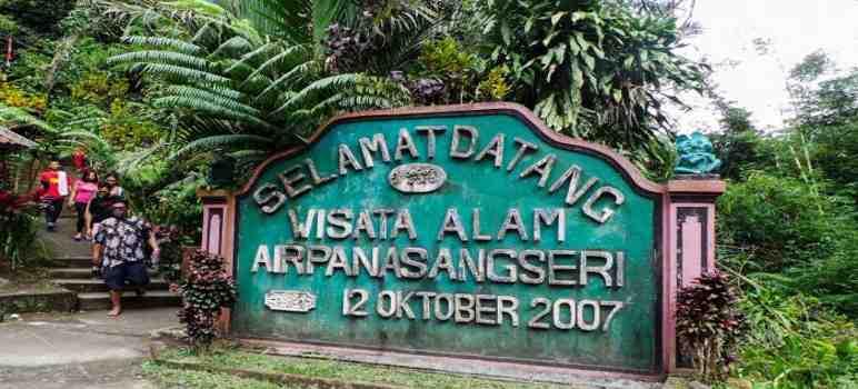 Air Panas Angseri Tabanan Bali