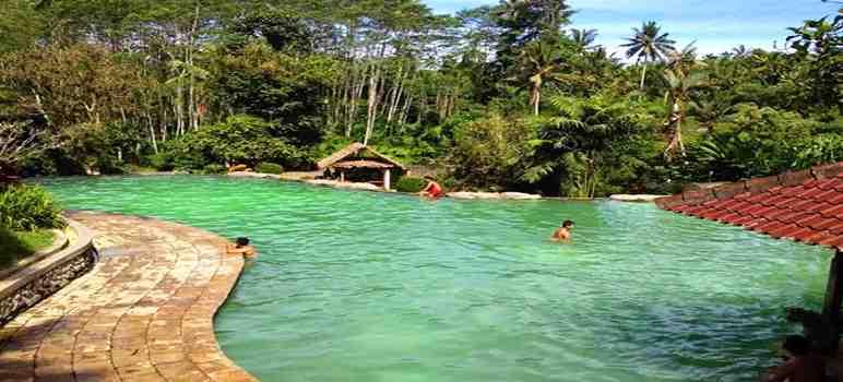 Air Panas Belulang Tabanan Bali