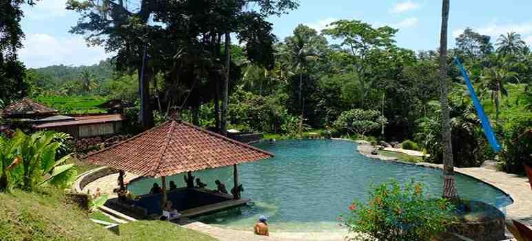 Air Panas Penatahan Tabanan Bali
